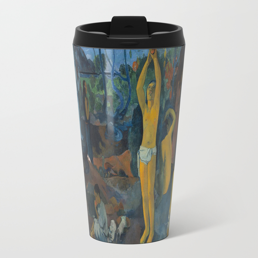 Paul Gauguin -where Do We Come From? What Are We? … Travel Mug TRM9015607
