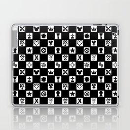 Kingdom Hearts Grid Laptop & iPad Skin