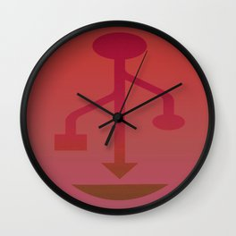 Universal Smile    Wall Clock