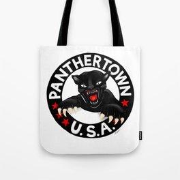 WGH Panthers - Warren Ohio 100 Tote Bag
