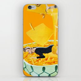 Cheese Dreams iPhone Skin