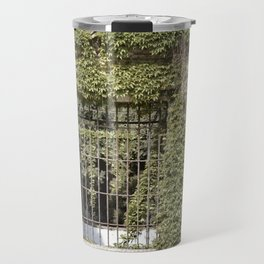 Green in, Green Out Travel Mug