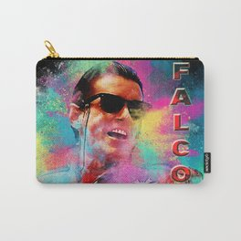 Colorful Dust Falco Carry-All Pouch