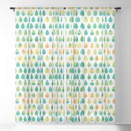 Monsoon Rain Sheer Curtain