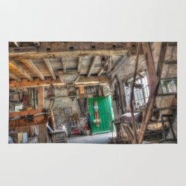 New Hall Water Mill Rug