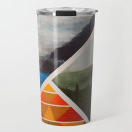 Trilateral  Travel Mug