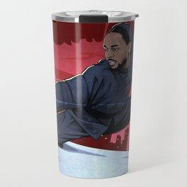 Kung Fu Kenny Travel Mug