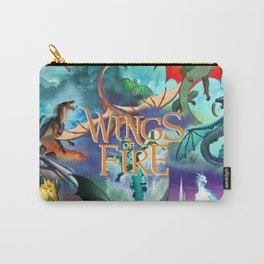 Wings Of Fire Carry-All Pouch