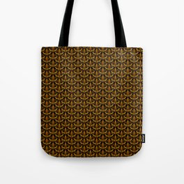 Golden Scales Tote Bag