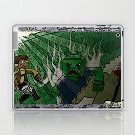 Shingeki no Minecraft (Minecraft into Shock/Minecraft Advance) - Attack on Minecraft Laptop & iPad Skin