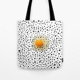 Egg Over Freckles Tote Bag