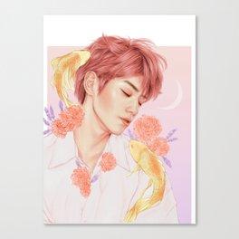 sweet dreams [taeyong nct] Canvas Print