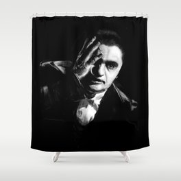 Dreaming of Beauty - The Phantom Shower Curtain