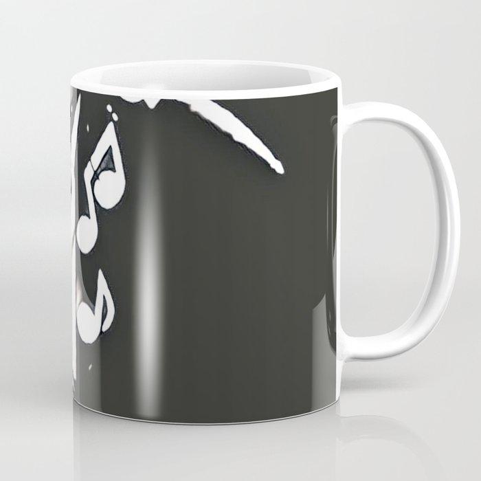 Caught In The Crossfire - SRV - Graphic 3 Coffee Mug