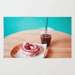 Donut Time Rug