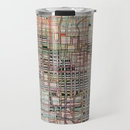 City Map Travel Mug