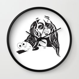 1992 Wall Clock