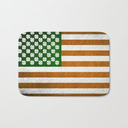 Irish American 015 Bath Mat