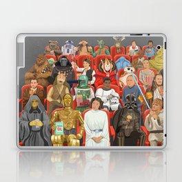 Strarwars at the movies Laptop & iPad Skin