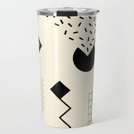 RETROMETRIA MONO 1 Travel Mug