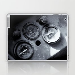 Vehicle Dials in Dust Laptop & iPad Skin