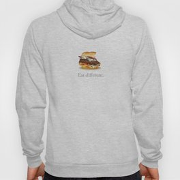Eat Different. Hoody