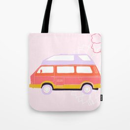 Willa - Van Life Series Tote Bag