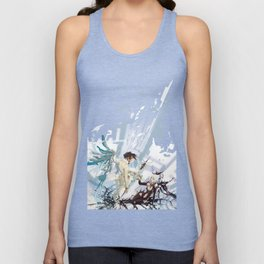 If we both can fly Unisex Tank Top