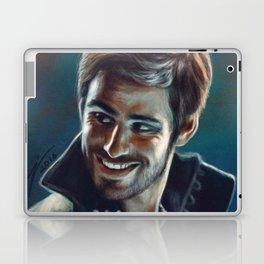 Captain Killian Jones Laptop & iPad Skin