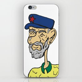 Jezza C iPhone Skin