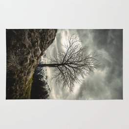 Against the Wind Rug