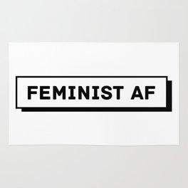 Feminist AF Rug