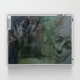 Homage to Renée Jeanne Falconetti Laptop & iPad Skin