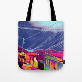 Infra-red Tote Bag