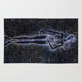 Nuit - The Starry Goddess Rug