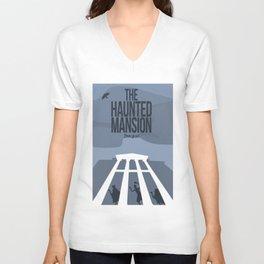 The Haunted Mansion Unisex V-Neck