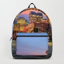 Boston 01 - USA Backpack