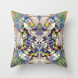 Affiliated Throw Pillow
