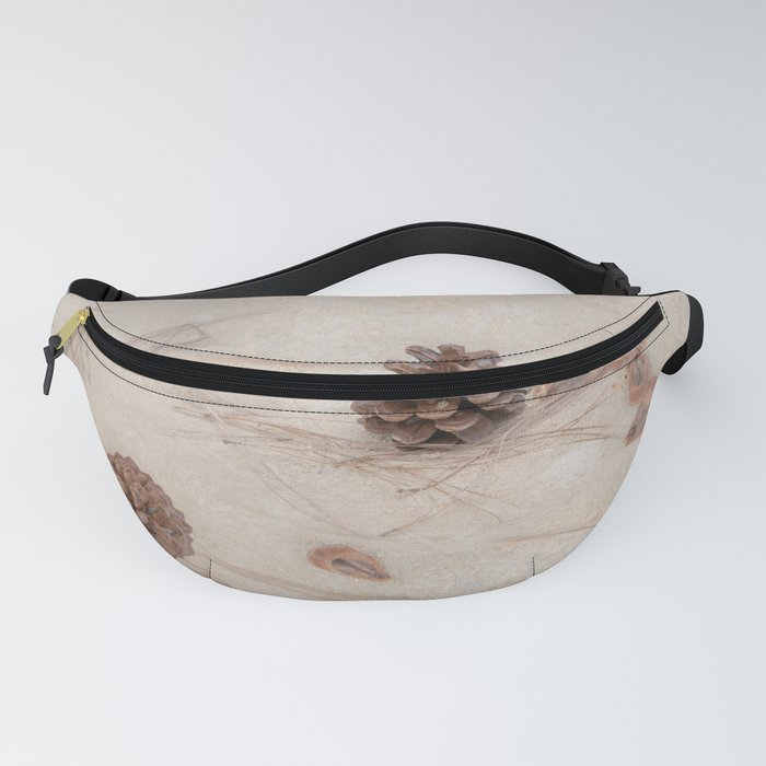 pinecones Fanny Pack