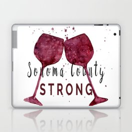 Sonoma County Strong Laptop & iPad Skin