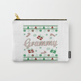 Grammy Christmas Carry-All Pouch