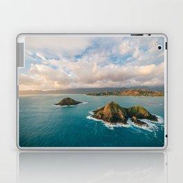 The Mokes and Lanikai Beach Laptop & iPad Skin