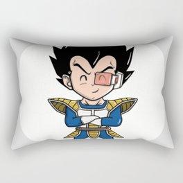 baby prince of sayan Rectangular Pillow
