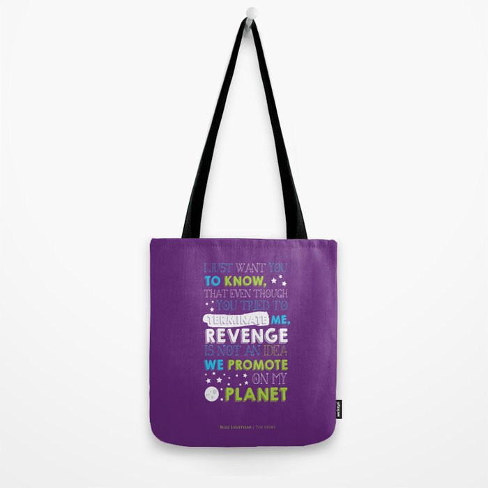 Buzz Lightyear Tote Bag