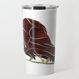 Musk Ox Travel Mug