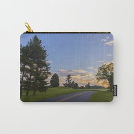 Sunrise Ahead Carry-All Pouch