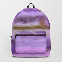 Purple Jupiter Backpack