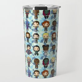 Assemble [blue] Travel Mug