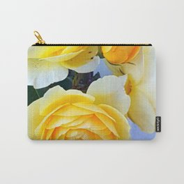 The perfect lemon rose Carry-All Pouch