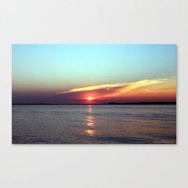 Gods Creation  Canvas Print